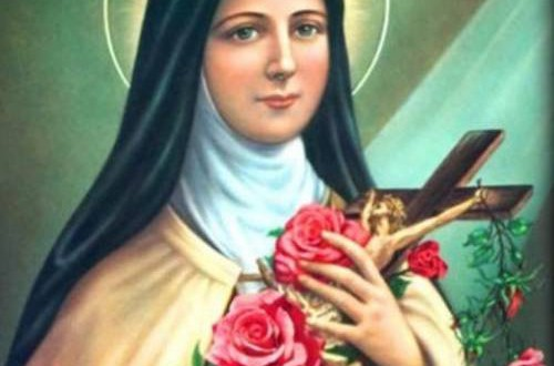 Santa Teresa de Lisieux 0